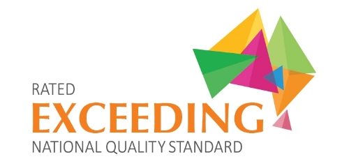 Little Scholars Yatala was rated Exceeding in the National Quality Standards