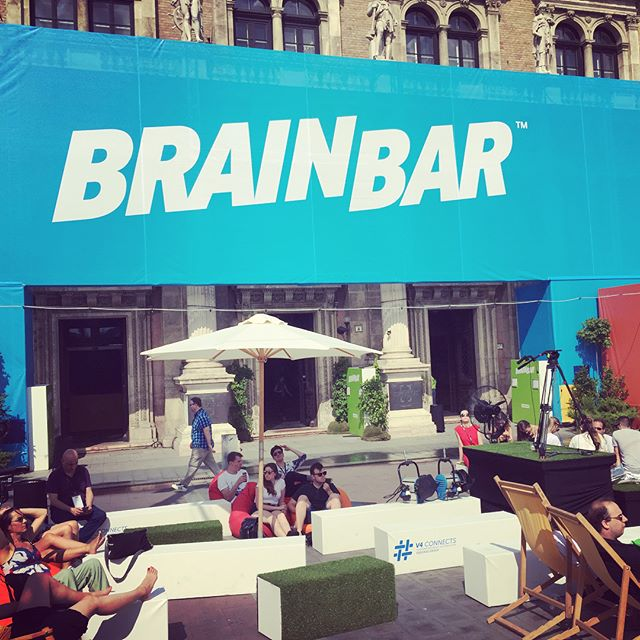 A few highlights from @brainbar #Budapest! Its been a huge pleasure to finally visit you. Budapest never looked (& sounded) so good. Our fav speakers include Jacquelline Fuller, Zsolna Ugron, Miranda Wang, Andrew Taggart, Massimo Bottura, & Vesselin Popov. #conferences #events #thoughtleadership #thoughtleaders #experts #data #futurists #strategy #brainbar2018 #brainbar #budapest #technology #design #creativity