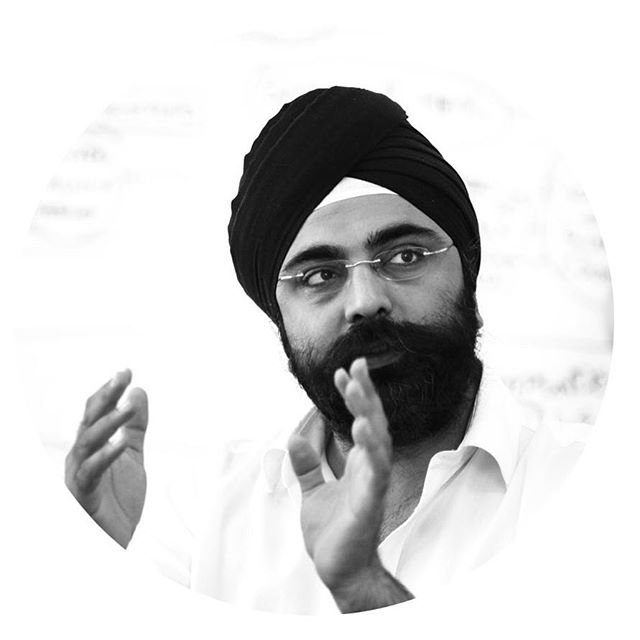 """V&A Future Series: Cities _ Fri 20th July 6.30pm - 8.30pm [Ticket link in bio]  _ Joining us is Indy Johar - @indy_johar  A four-time RIBA award winner and serial entrepreneur with an emphasis on the """"co-"""" prefixing his many roles, he likes to dive deep into the detail and jumps up over the blue sky with wild with fresh insights on the mechanics of the world. Indy believes democracy is not about 'the vote', but the democratic power to create our cities and wants us to radically rethink the way our institutions and infrastructures are organised to fundamentally recreate them from the inside out. @vamuseum #futureseries [Ticket link In Bio] _ #futurethinking #speculativefutures #architecture #futurecity #talkseries #event #victoriaandalbertmuseum #thingstodoinlondon"""
