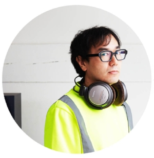 YURI SUZUKI Design Miami's Designer of the Future, Sound Artist, Music Hacker