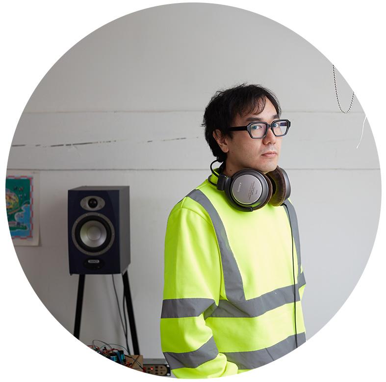 YURI SUZUKI Design Miami's Designer of the Future,Sound Artist, Music Hacker