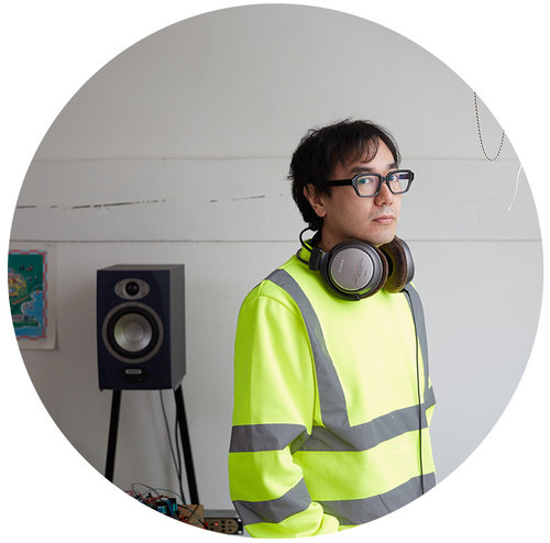 YURI SUZUKI - Design Miami's Designer of the Future, Sound Artist, Music Hacker