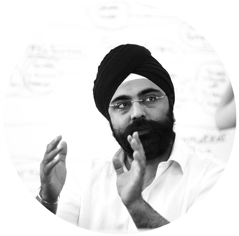 INDY JOHAR - Dark Matter Labs, Earth Security Advisor, Democracy Disruptor