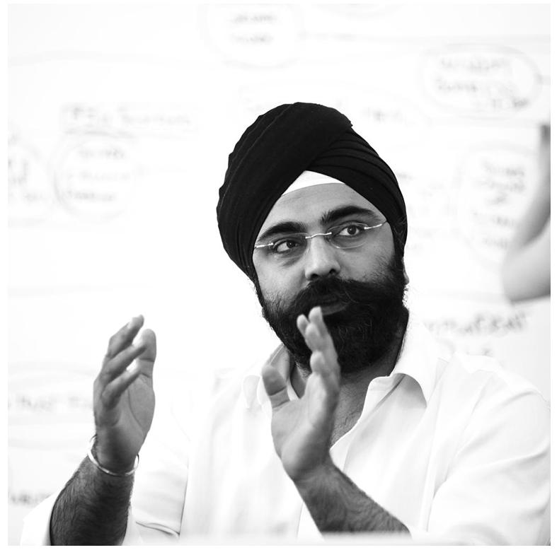 INDY JOHAR - Dark Matter Labs, Earth Security Advisor, Democracy Disruptor