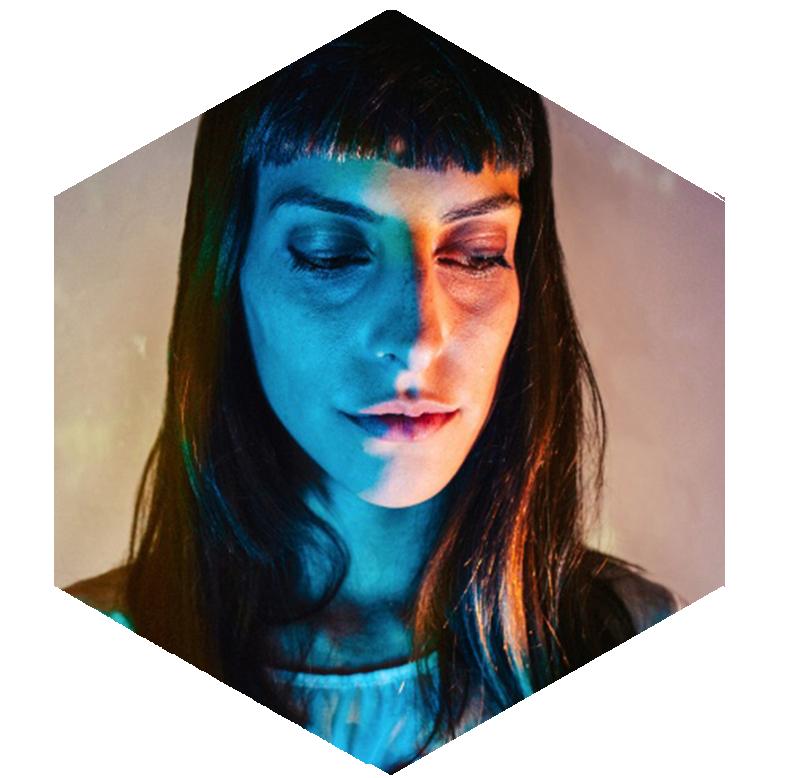 MOON RIBAS - Cyborg Activist & Senstronaut