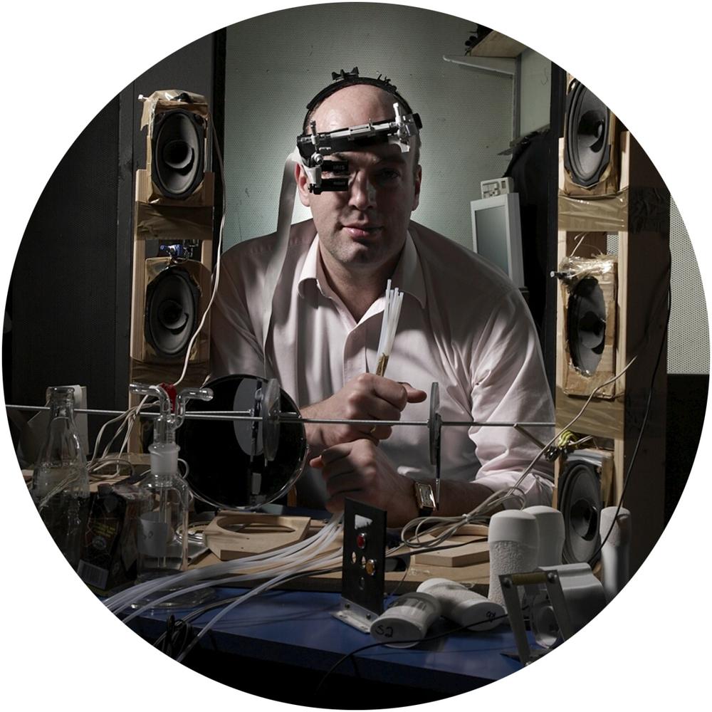 PROF. CHARLES SPENCE - Oxford Professor of the Senses, & Neurogastronomist