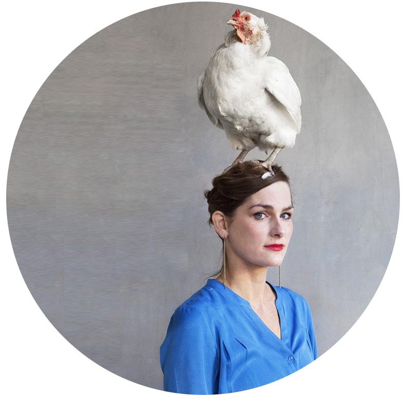MARIJE VOGELZANG - Design Revolutionary,The Grand Dame of Eating Experience