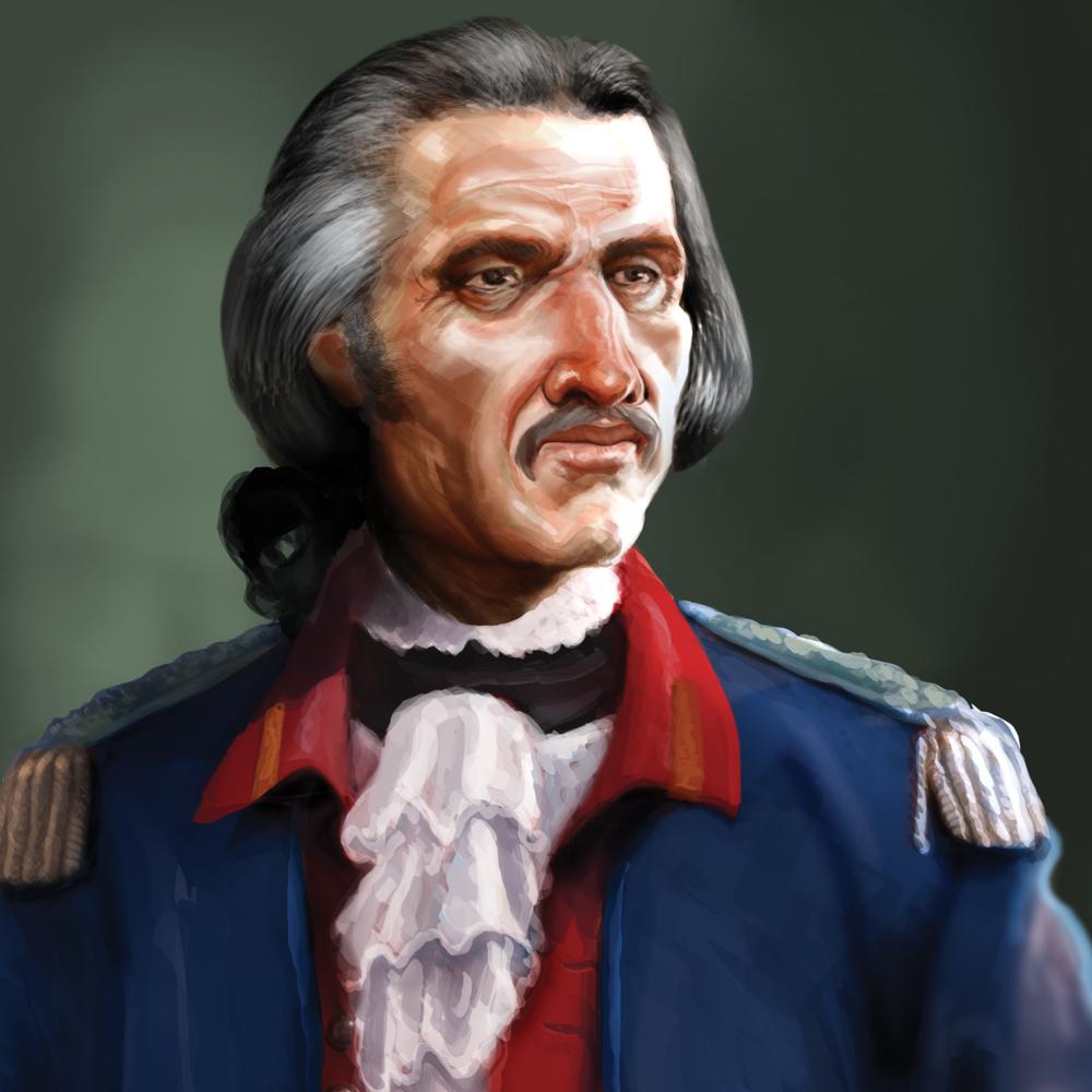 QUEM REALMENTE FOI TIRADENTES?  As descrições da época falam de um homem feio, já grisalho quando preso, em 1789. À moda dos militares do tempo, devia barbear-se e usar bigodes. Não era pobre. Fazia discursos. Conheça o verdadeiro mártir da Inconfidência.  Arte: Cláudio Duarte.