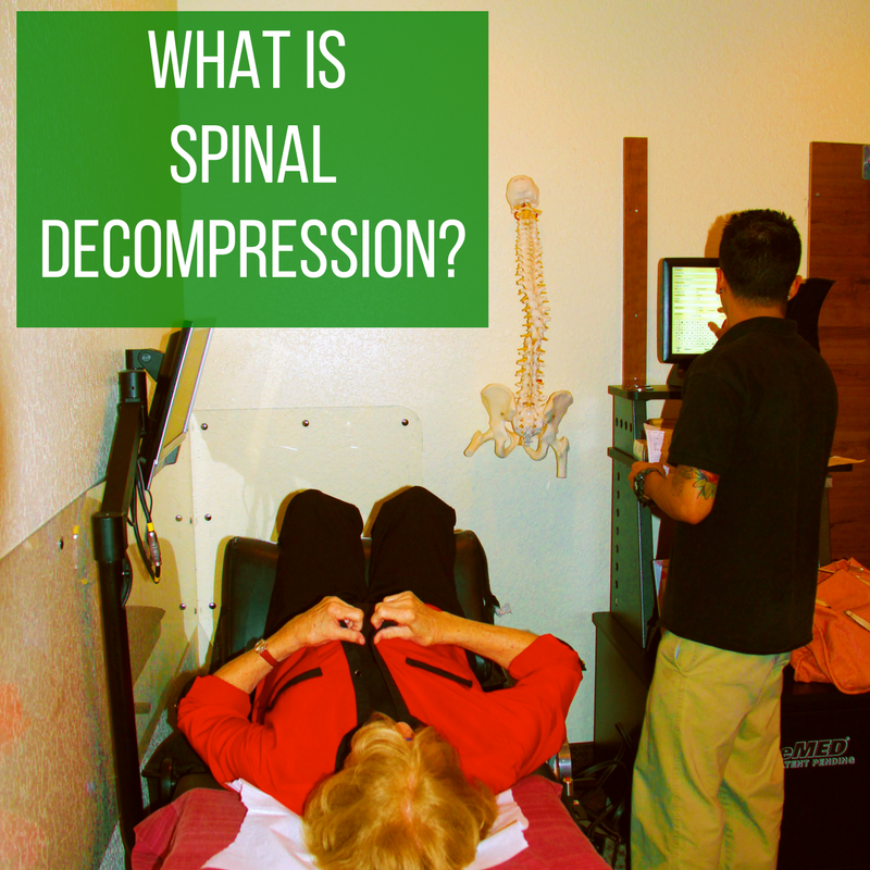 What is Spinal Decompression? — Chiropractor Plantation