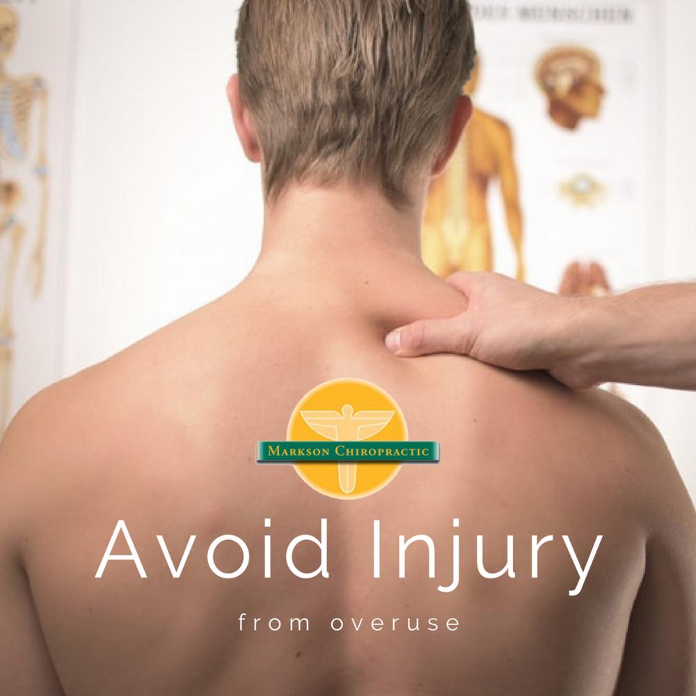 markson-chiropractic-avoid-overuse-injury.png
