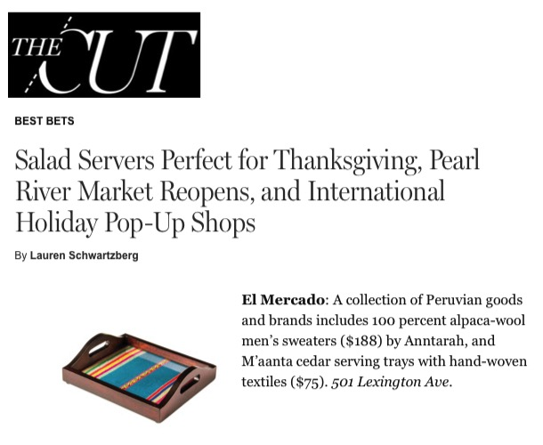 NY Mag- The Cut November 2016 El Mercado.jpg