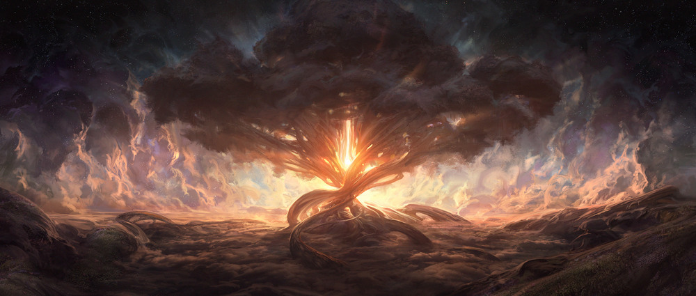 art by Noah Bradley