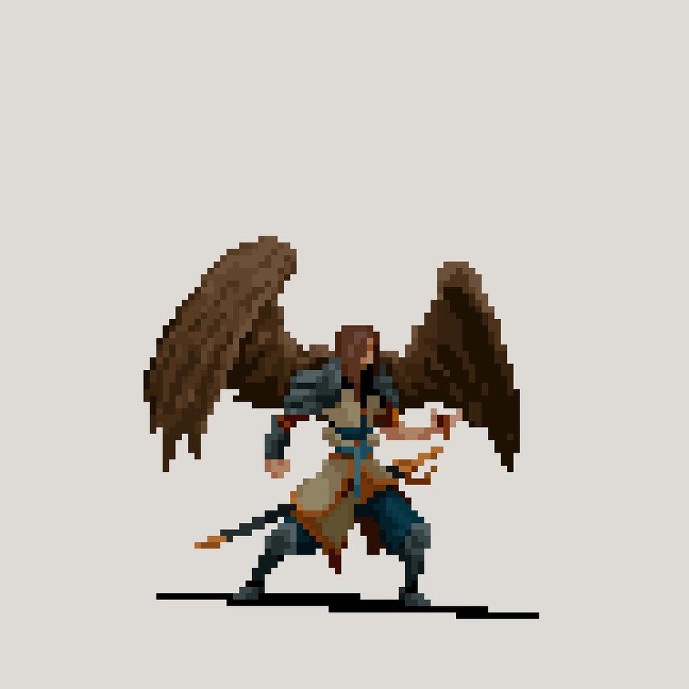 Pixel Azazel