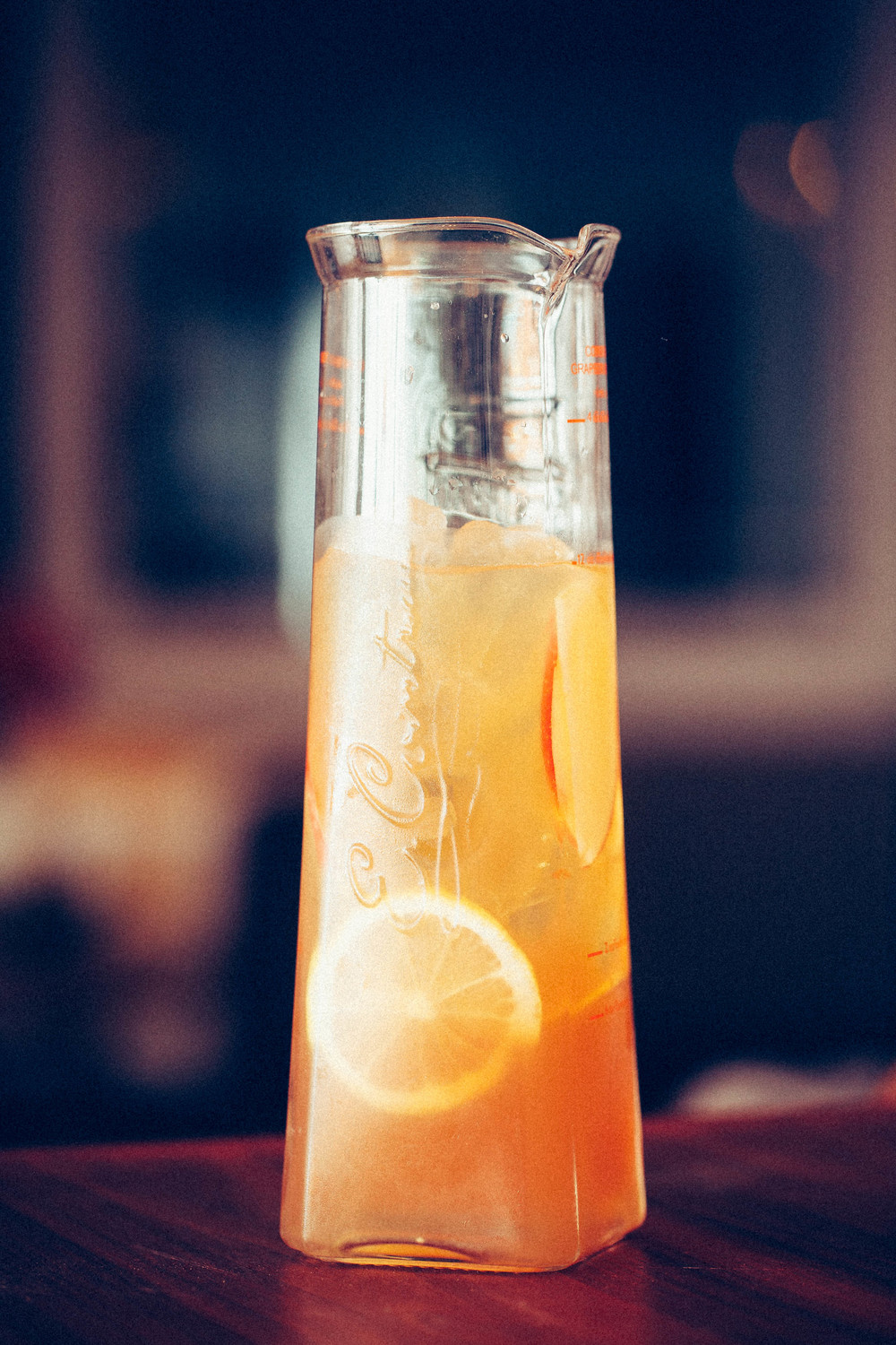 Central Provisions' West End Punch