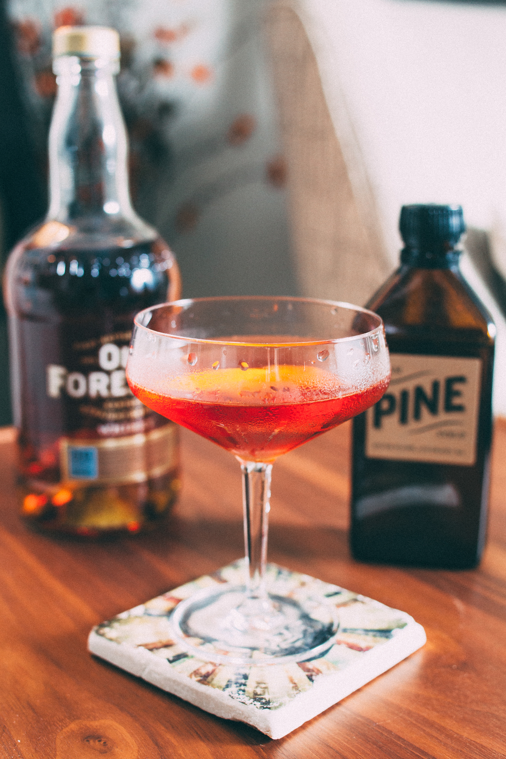 Alpine Manhattan