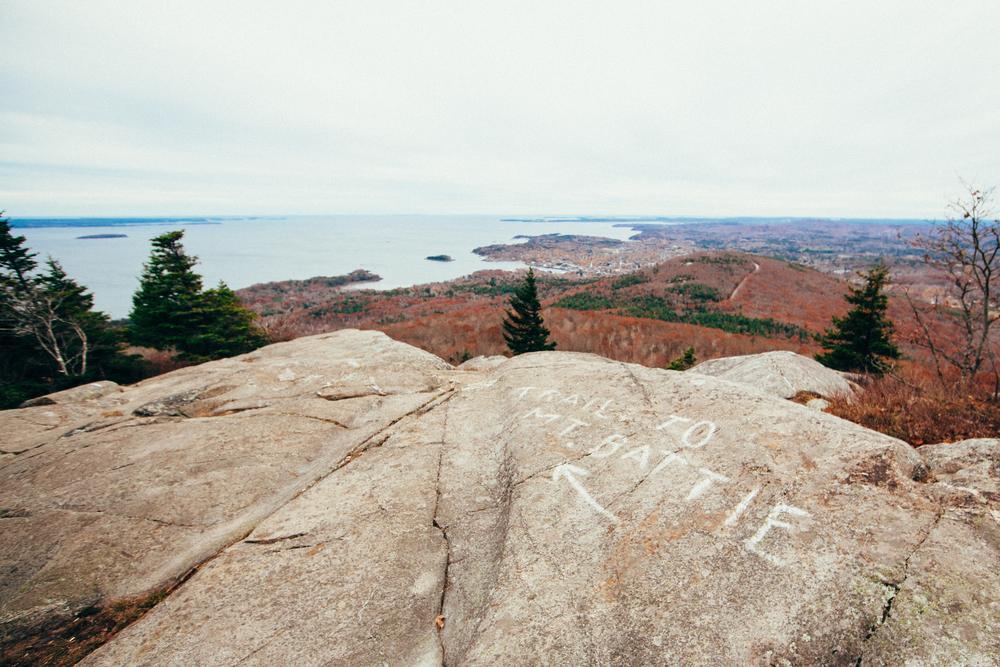 Mt. Megunticook, Camden, Maine