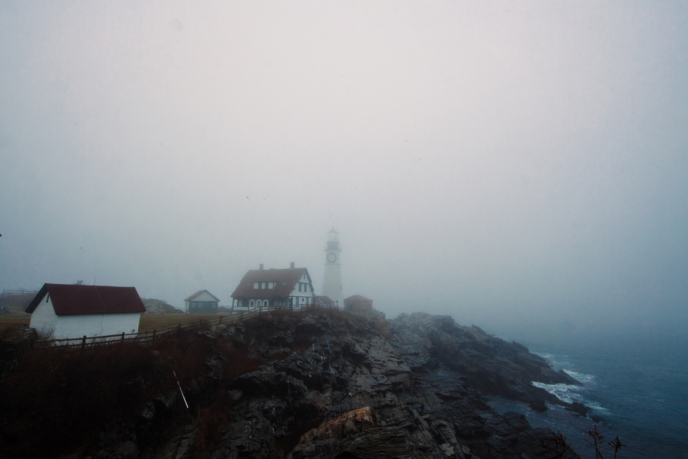 Portland Headlight, Cape Elizabeth, ME
