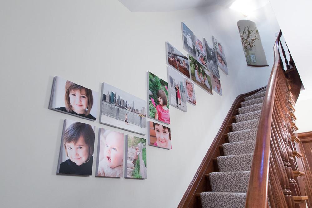 Gallery Block Wall