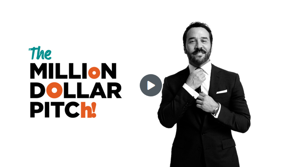 Ooh! Media 'Million Dollar Pitch' Out of Home Campaign (Australia)