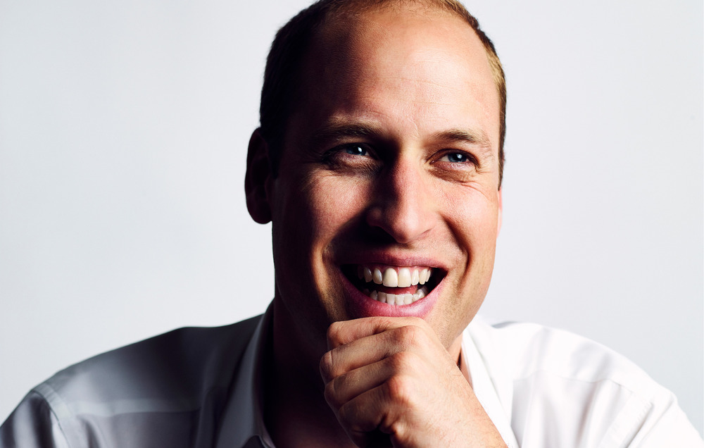Prince William by Leigh Keily