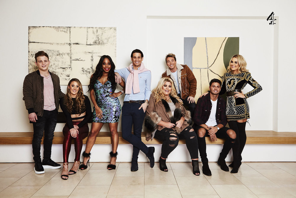 Celebs Go Dating Publicity Campaign - Channel 4