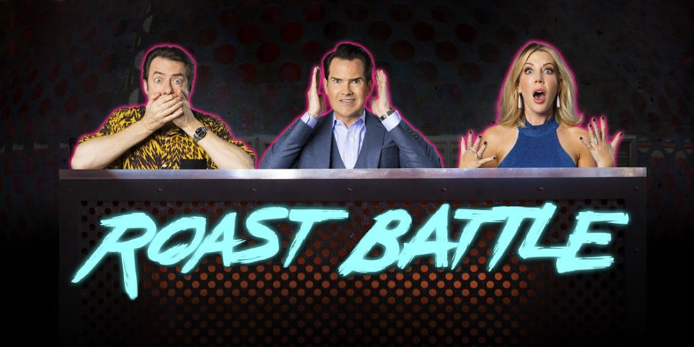 Comedy Central Roast Battle Season 2 - Key Art + Stop Motion Animation