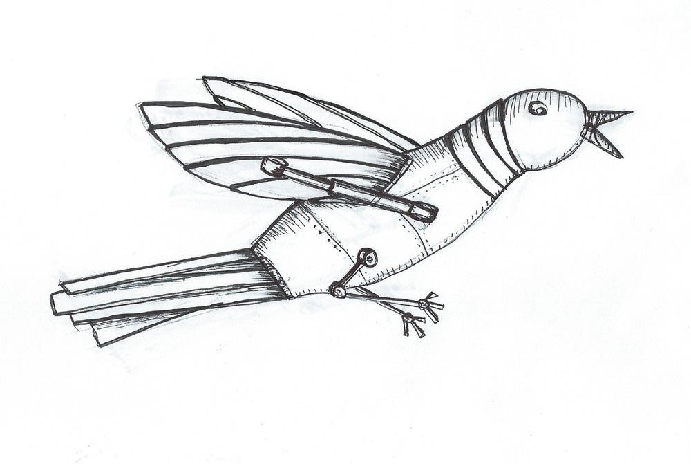 just for fun luisodesigns Just for Fun Games just for fun mechanical bird