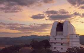 Friday Star Party at the McDonald Observatory