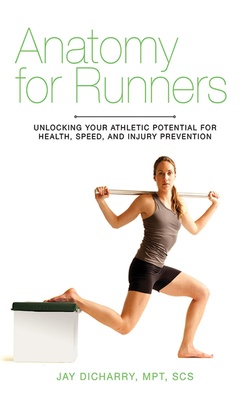 ...to develop a strong base of exercises for strengthening those running muscles and joints.