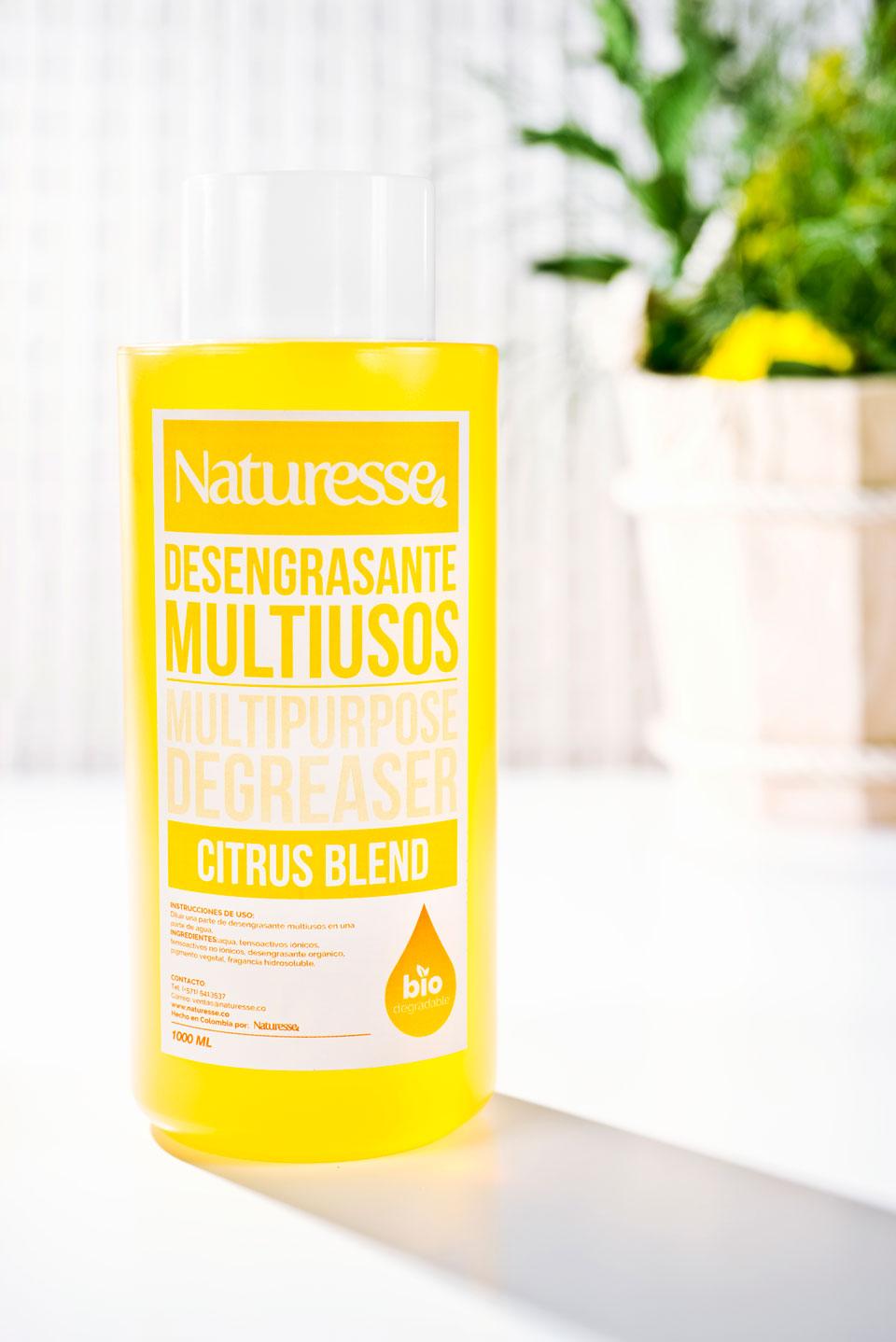 Desengrasante multiusos  | 1 L | Aroma  Citrus Blend