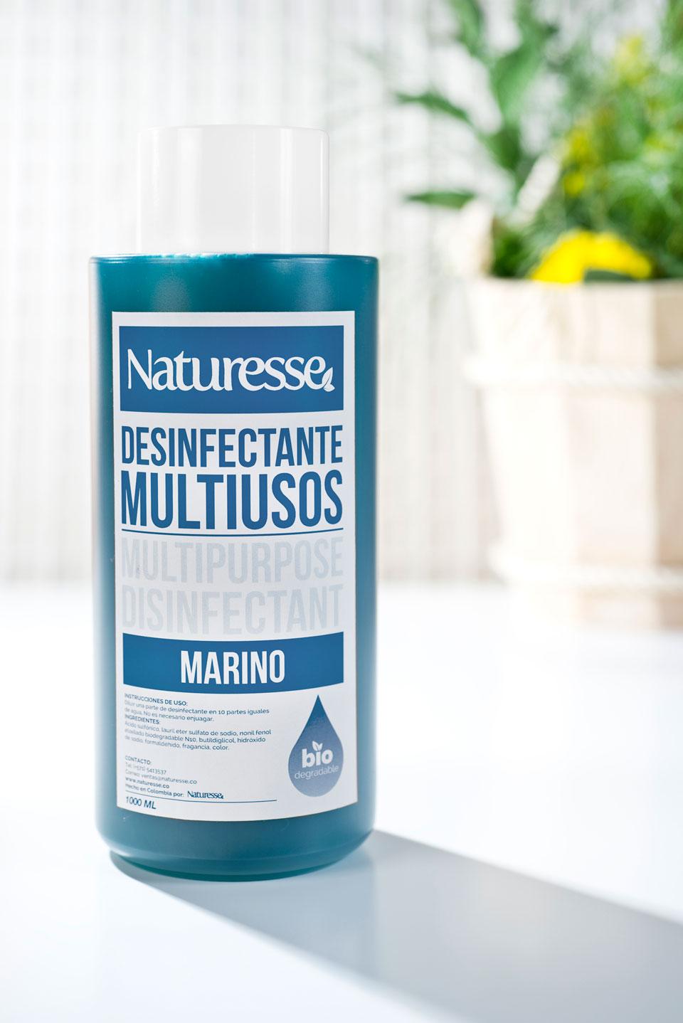 Desinfectante multiusos  | 1 L | Aroma  Marino