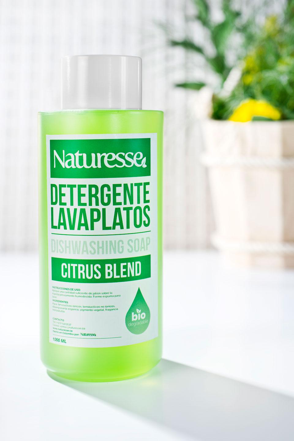 Detergente lavaplatos  | 1 L | Aroma  Citrus Blend