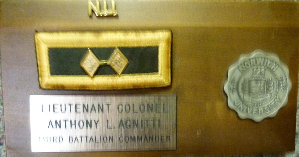 Anthony-Agnitti- Lieutenant-colonel-third-battalion-commander