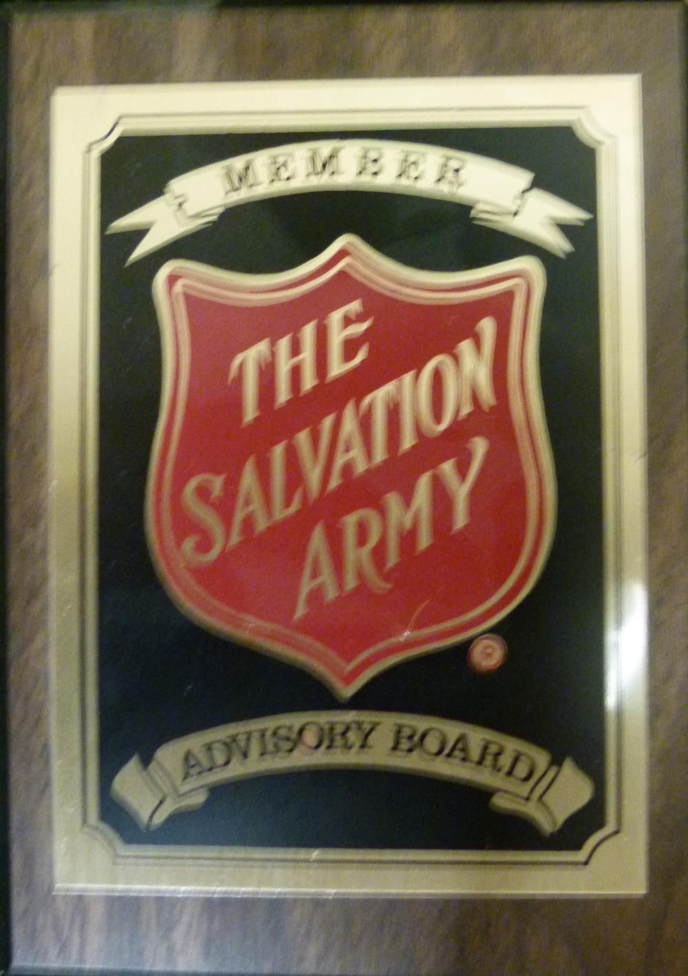 Salvation-Army-Advisory-award-Anthony-Agnitti