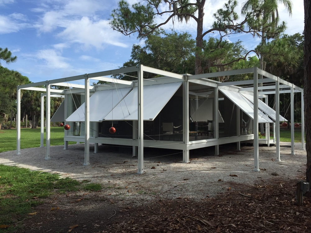 Re-Creation of Paul Rudolph's 1952 Walker Guest House,