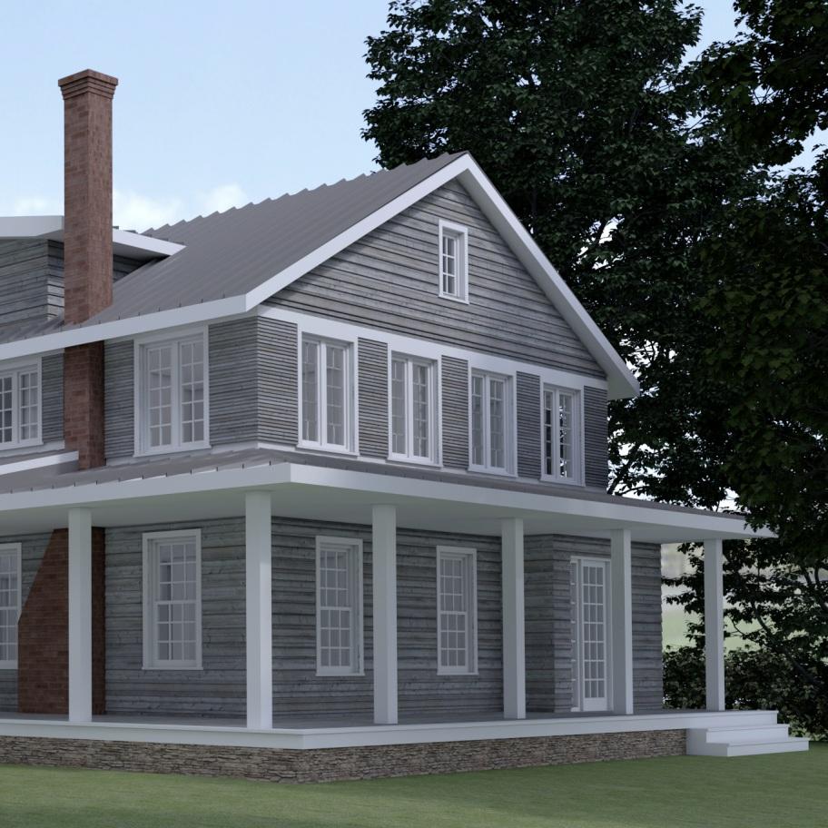 NJ Shore House - Ed Kopel Architect