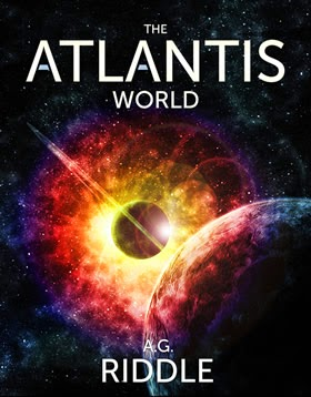 Cover of The Atlantis World