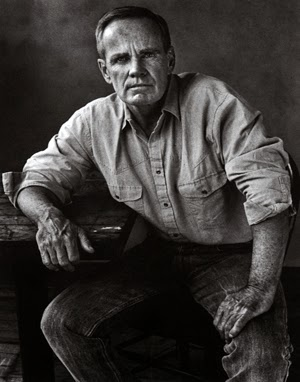 Cormac McCarthy.  This guy. This fucking guy.