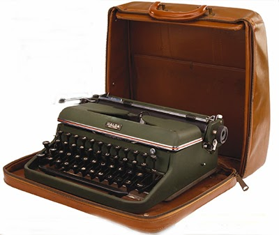 A typewrite like Ernest Hemingway's    can be yours for $349
