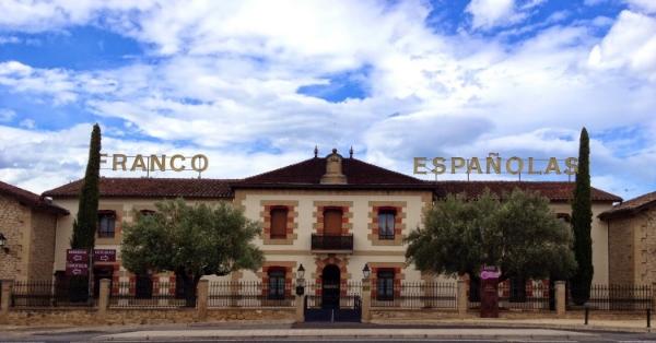 Franco-Españolas Winery in Logroño (a favorite of   Ernest Hemingway   )