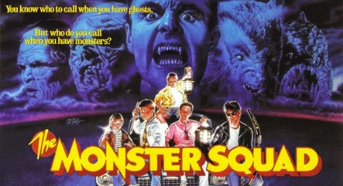 The Monster Squad!