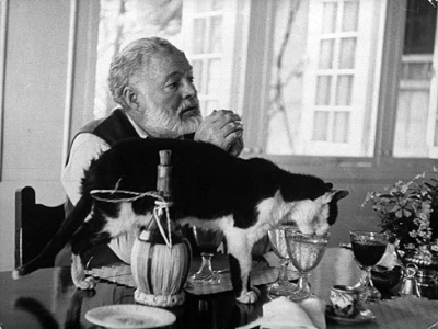 Brunch with Hemingway