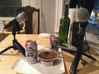 The podcast with the bacon jam.