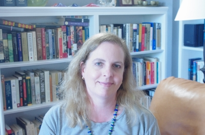 Anne Leigh Parrish (Photo courtesy of the author)