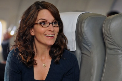 "Liz Lemon, Tina Fey's ""30 Rock"" alter ego,  not  talking to Oprah."