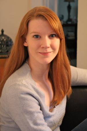 Erica Wright (Photo courtesy of the author)