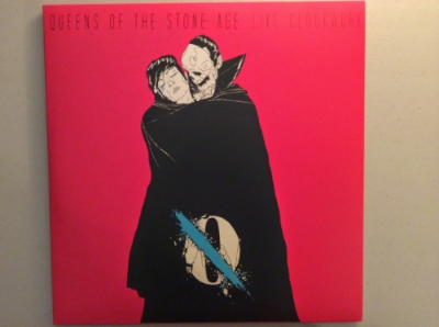 """...Like Clockwork"" by Queens of the Stone Age    An album  r    ecently reviewed by Danny DeGennaro"