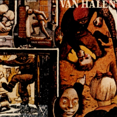 "Van Halen's ""Fair Warning"""