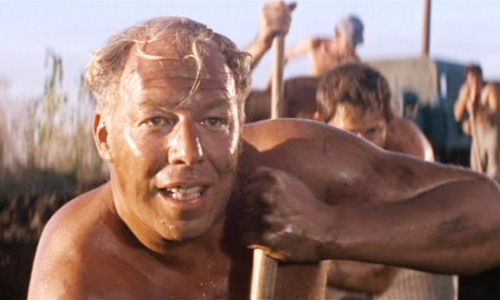 "George Kennedy in ""Cool Hand Luke"""