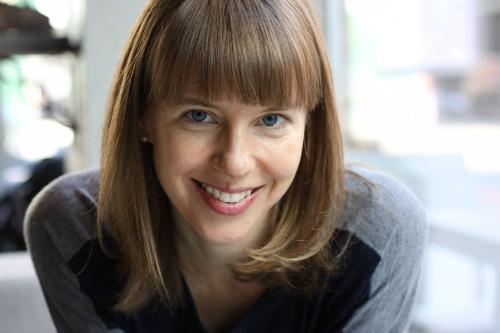 Louisa Thomas (Photo credit: Jesse Rudduck)
